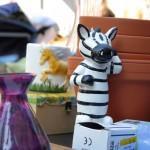 Zebra im Louisenhof