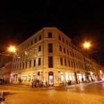 Kreuzung Rothenburger- Louisenstraße