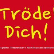18. Haus- und Hoftrödelmarkt am 4. Mai.